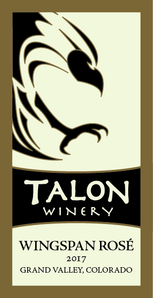 Product Image for 2017 Talon Winery Wingspan Rosé