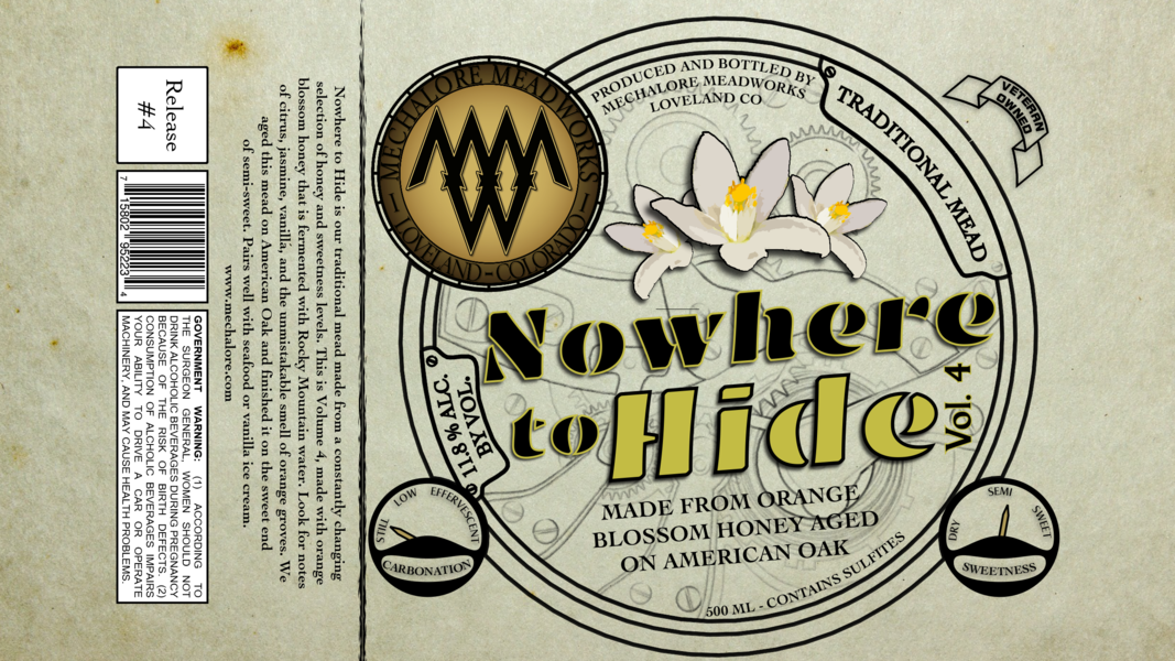 Product Image for 2019 Nowhere to Hide Vol. 4