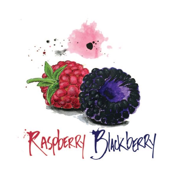 Raspberry Blackberry