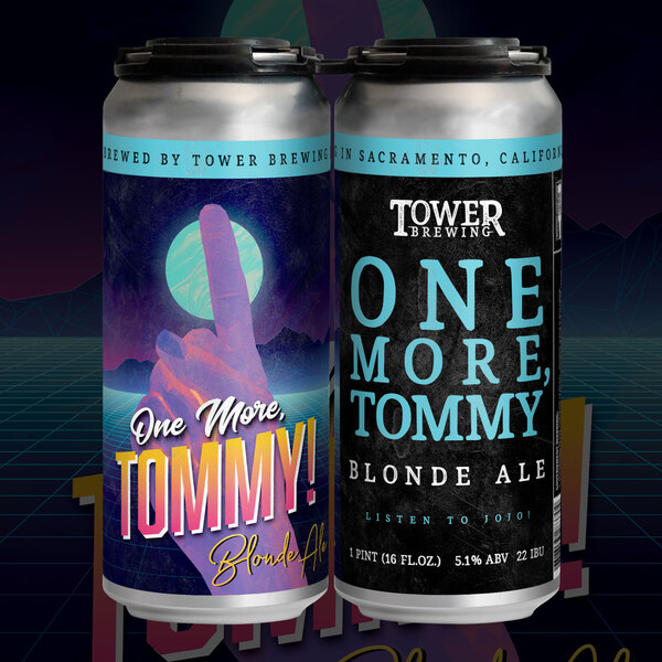 2020 One More, Tommy! Blonde Ale 4 Pack