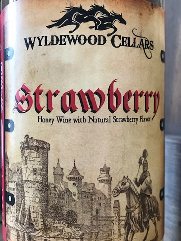 2019 Strawberry Mead
