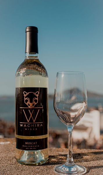 2019 The Leopard: Wachira Black Label Muscat