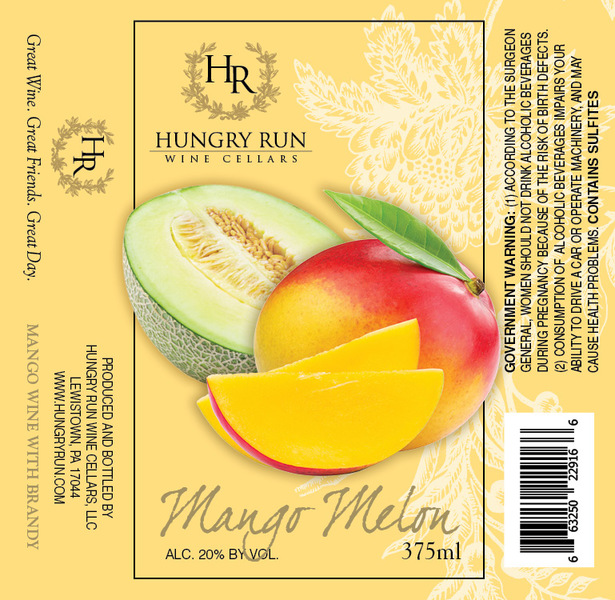 Product Image for 2019 Mango Melon Dessert Wine