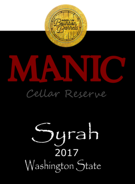 Product Image for 2017 Bourbon Barrel Aged Syrah