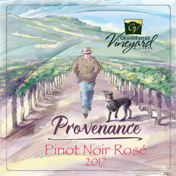Product Image for 2017 Pinot Noir Rose