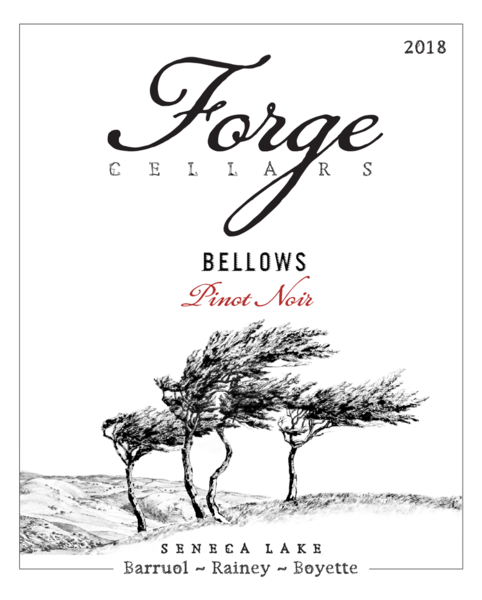Product Image - 2018 Bellows Pinot Noir