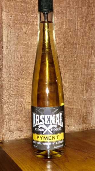 2019 Arsenal Cider Chardonnay Pyment