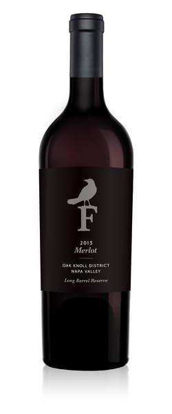2013 Forthright Merlot Long Barrel Reserve