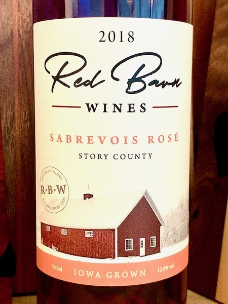 2018 Sabrevois Rosé -- Red Barn Wines