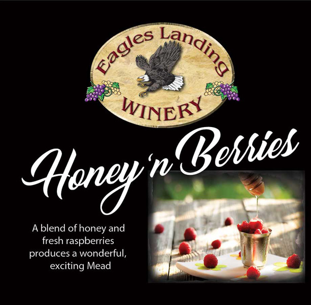 Product Image for 2019 Honey and Berries