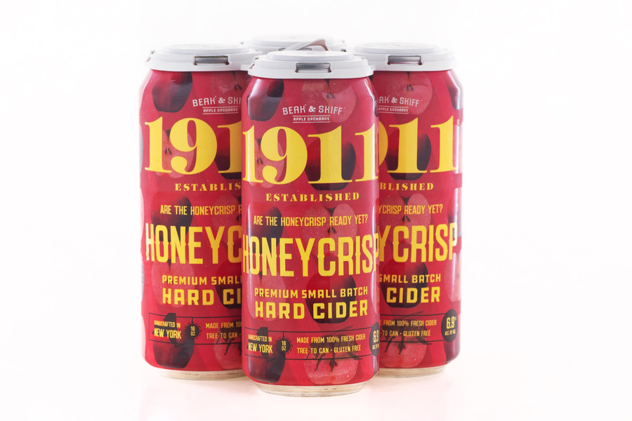 Product Image for 2020 Honeycrisp Hard Cider - 12 x16oz Cans