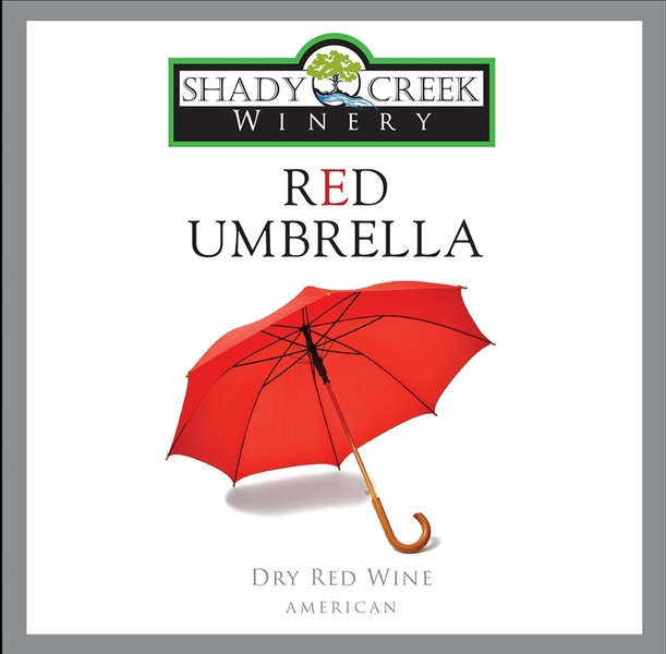 Product Image for 2017 Red Umbrella
