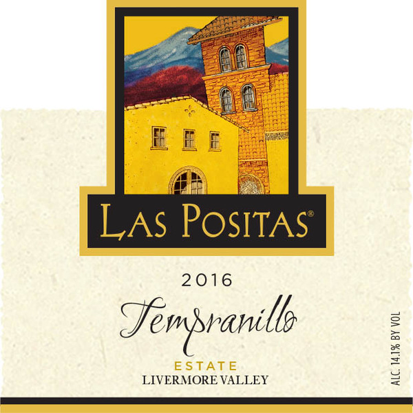 2016 Estate Tempranillo