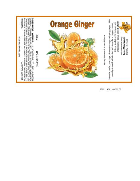 Product Image for 2019 Orange Ginger