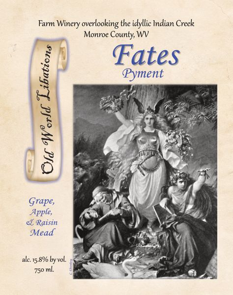 Fates Pyment Mead