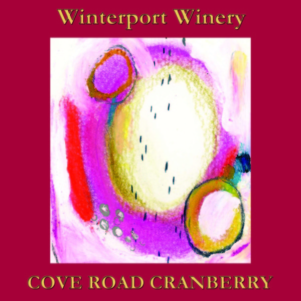 Cove Road Cranberry Cider