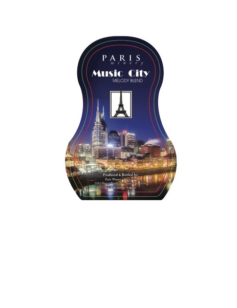 2016 Music City Melody Blend