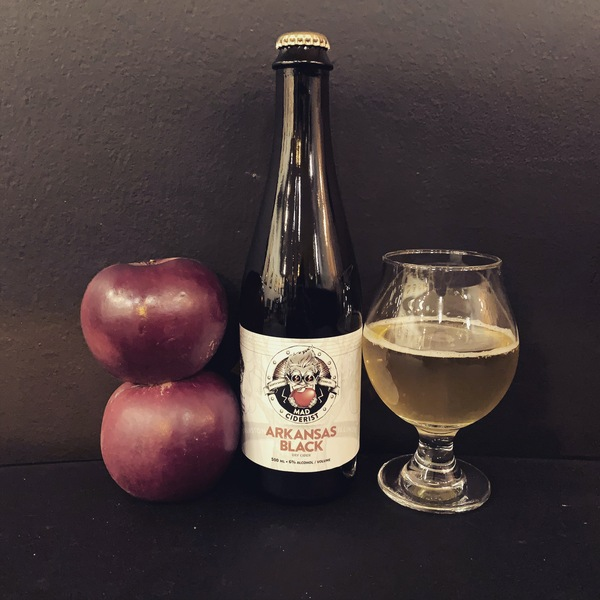 Mad Ciderist: Arkansas Black