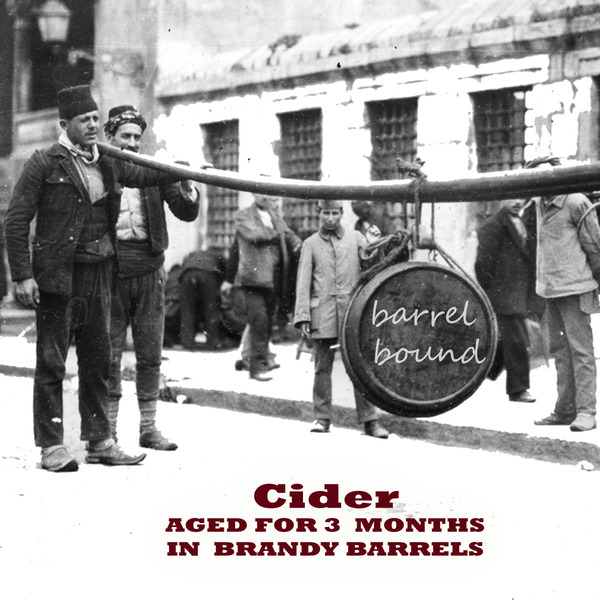Product Image for 2018 Barrel Bound Brandy Barrel Aged Cider
