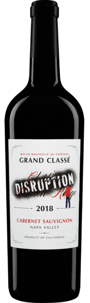 2018 Disruption Napa Valley Cabernet Sauvignon