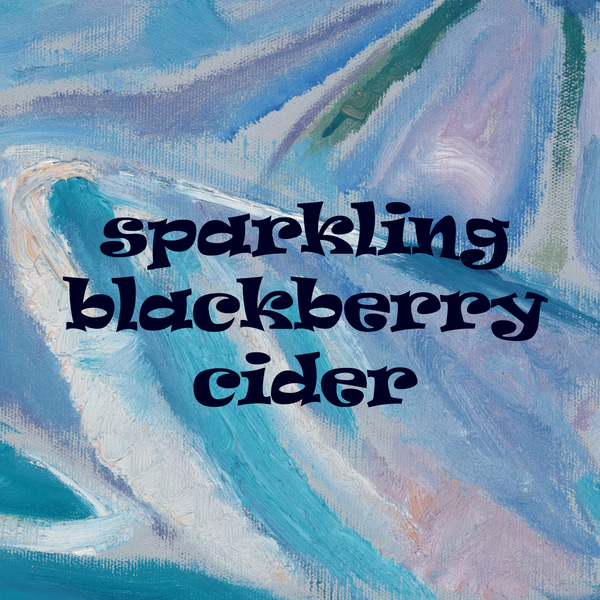 Product Image for 2019 Sparkling Blackberry Cider