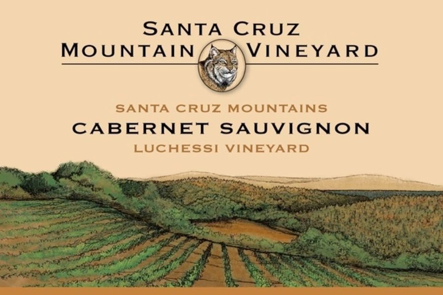 2016 Santa Cruz Mountain Vineyard Luchessi Vineyard Cabernet Sauvignon