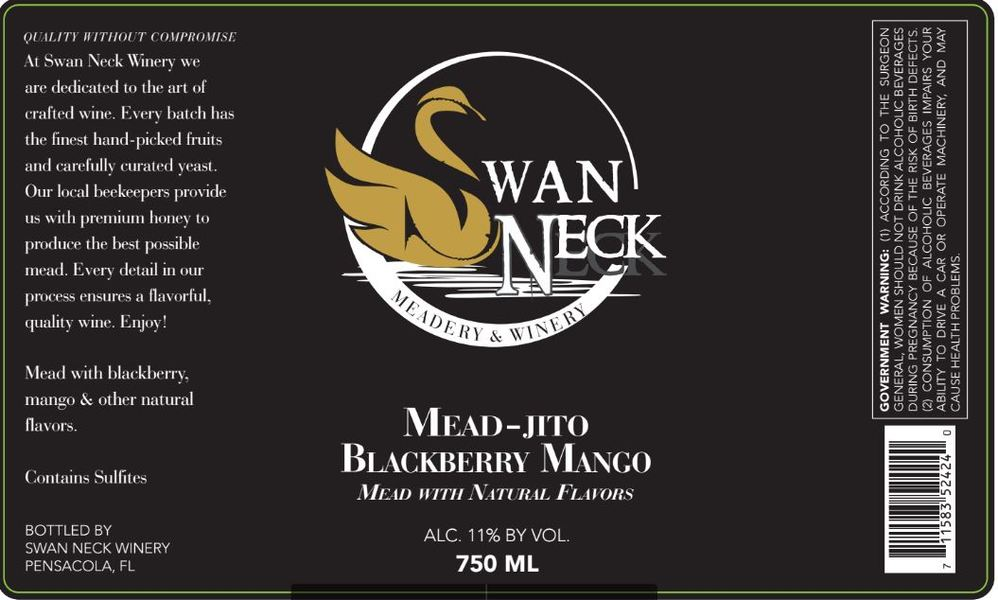 Product Image for 2017 Blackberry Mango Mead-Jito