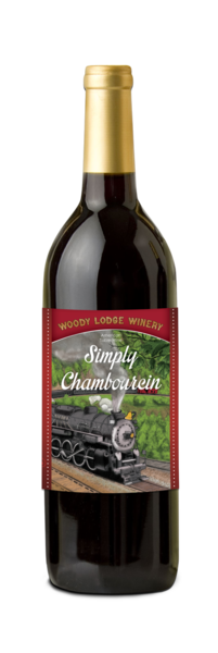 2017 Simply Chambourcin- Wine of the Month