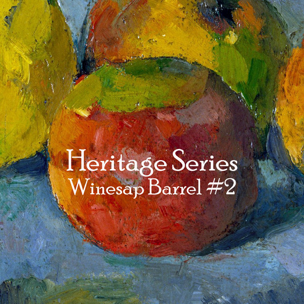 Product Image for 2018 Winesap Barrel #2 Heritage Series