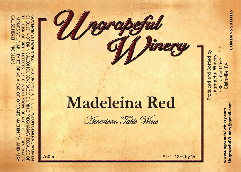 Madeleina Red