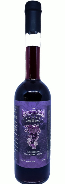 Product Image for 2020 Elderberry Blackberry Wine