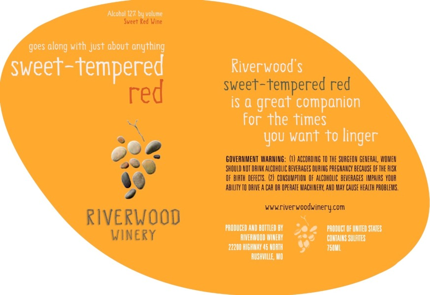 Product Image for Sweet Tempered Red