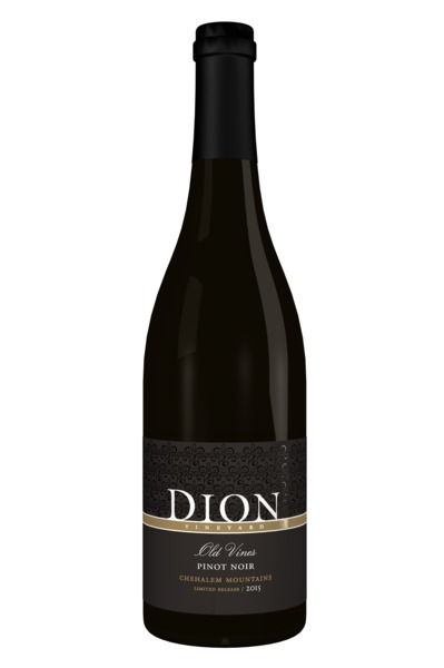 Product Image - 2015 Old Vines Pinot Noir