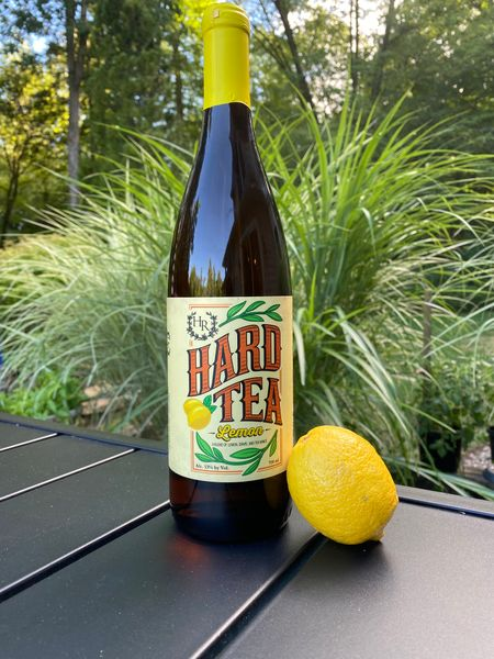 2020 Hard Tea - Lemon