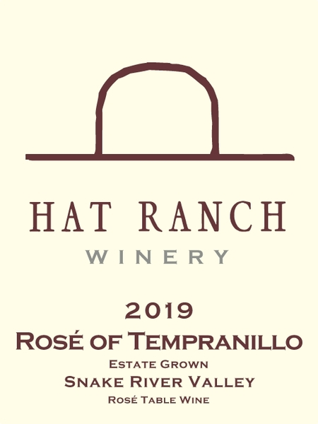 2019 Rose of Tempranillo