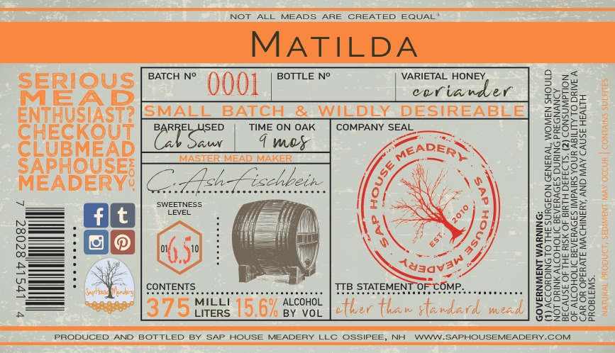 Product Image for Matilda