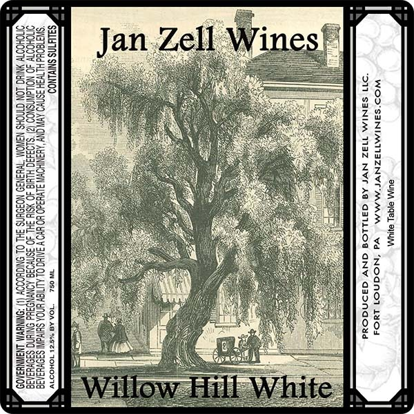 Product Image for 2016 Willow Hill White