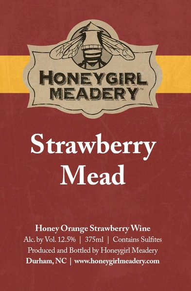 Product Image for 2019 Strawberry Mead