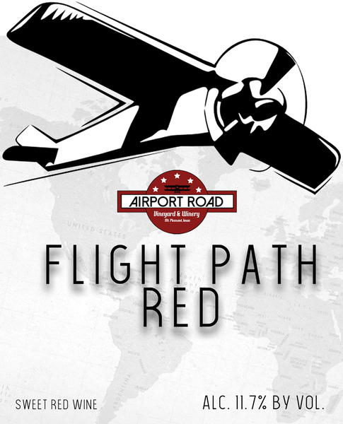 2017 Flight Path Red