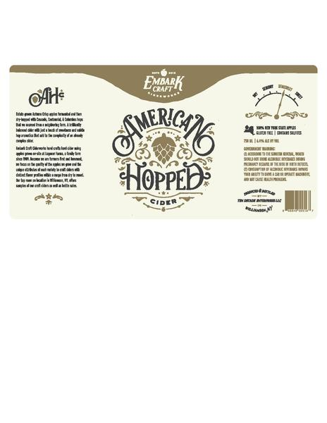 Product Image for 2018 American Hopped Cider
