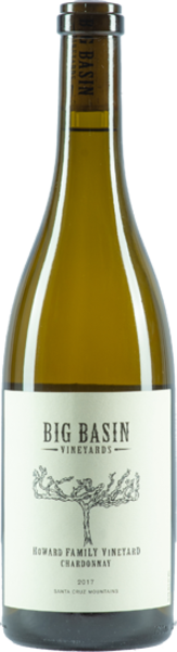 2017 Big Basin Vineyards Howard Family Vineyard Chardonnay
