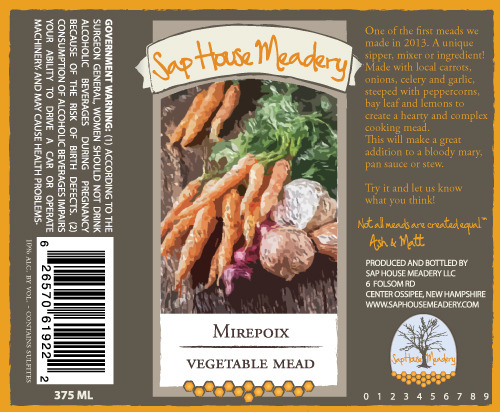 Product Image for Mirepoix Mead