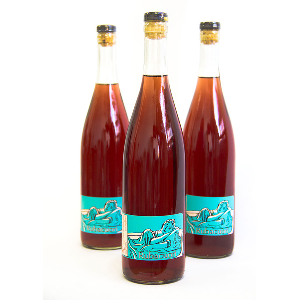 Product Image for 2015 *Rubacouri*- Apple Elderberry Mead