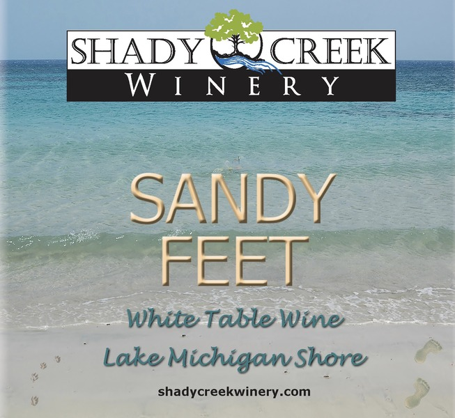 Product Image for 2017 Sandy Feet
