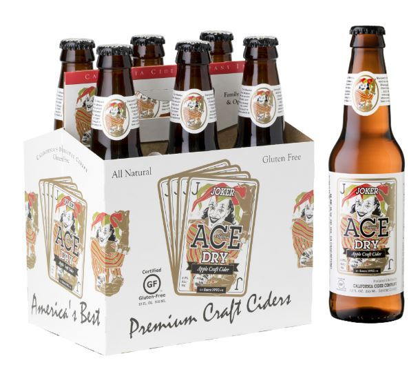Product Image for ACE Joker Dry Apple Craft Cider