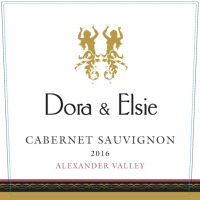 Product Image for 2016 DORA & ELSIE ALEXANDER VALLEY CABERNET SAUVIGNON