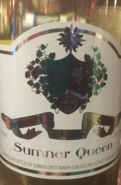 Product Image for 2015 Sumner Queen