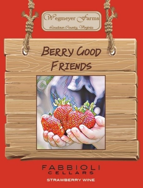 Product Image for Berry Good Friends