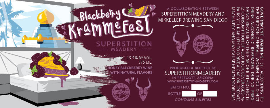 Product Image for 2019 Blackberry Krammefest