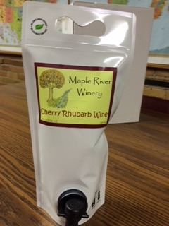 Product Image for Cherry Rhubarb Wine Pouch